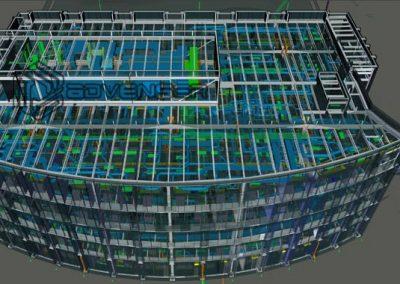 MEP-bim-3D-modeling