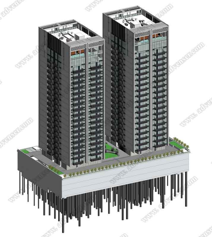architectural BIM services