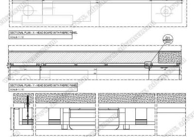 millwork-drawing