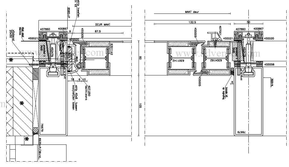 facade profile system
