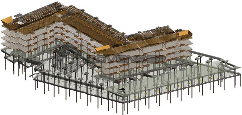 structural bim modeling